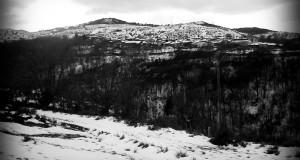 La Hiruela nevada