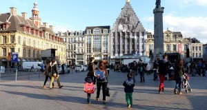 Plaza Charles de Gaulle, Lille