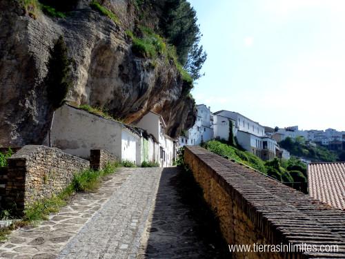 Casas cueva de Setenil
