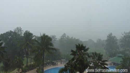 Temporada de lluvias en Panamá