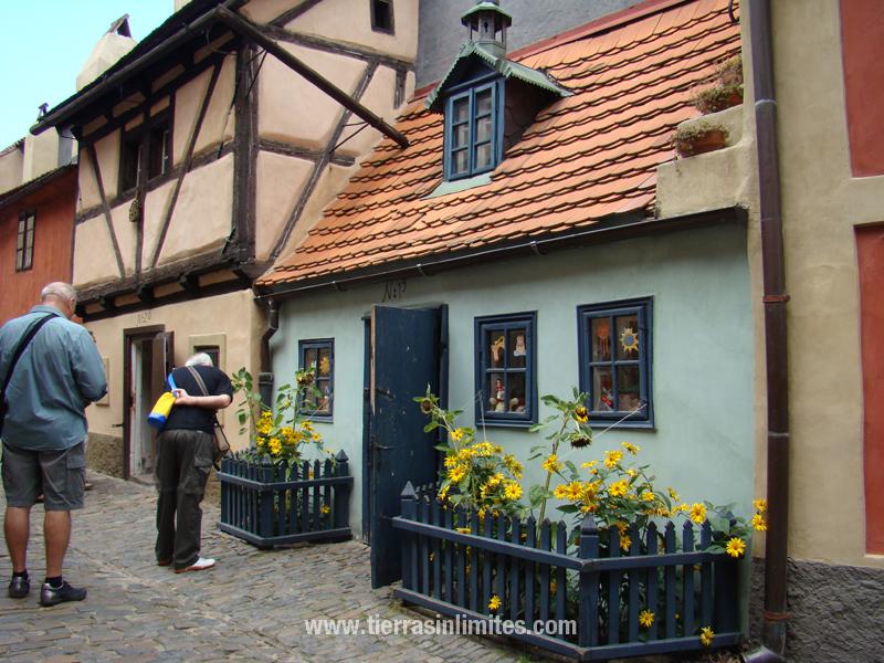 Callejón de Oro, Praga