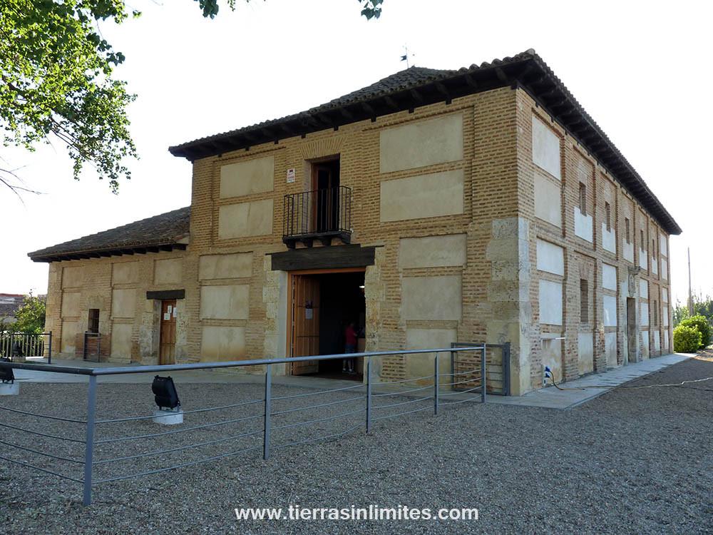 El museo del Canal de Castilla en Villaumbrales